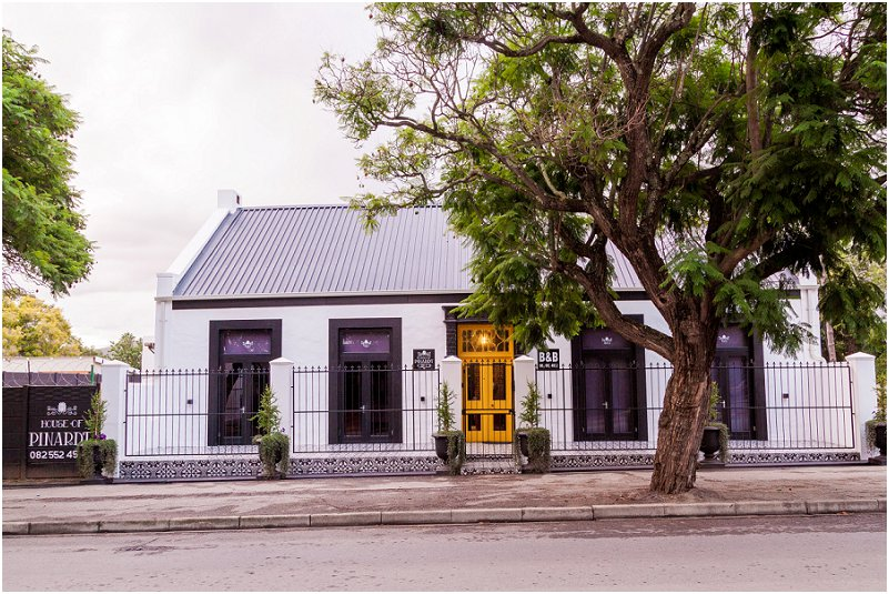 House Of Pinardt - B&B akkommodasie in Robertson