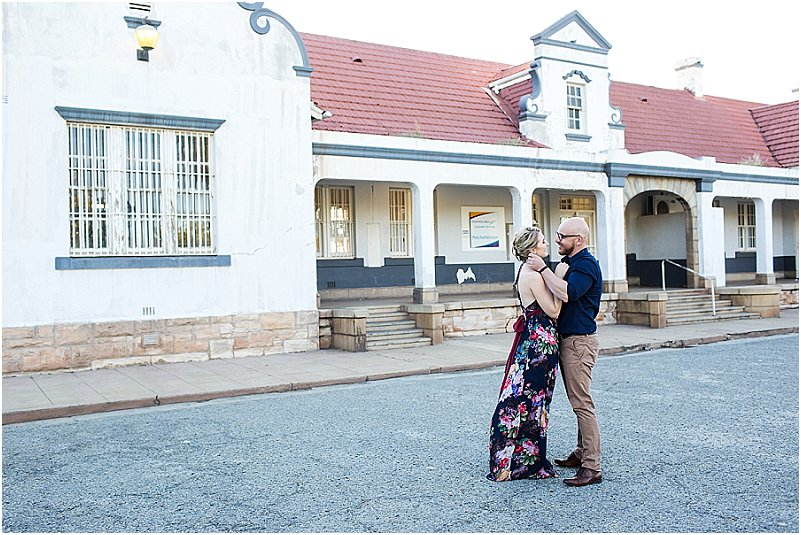 potchefstroom train station