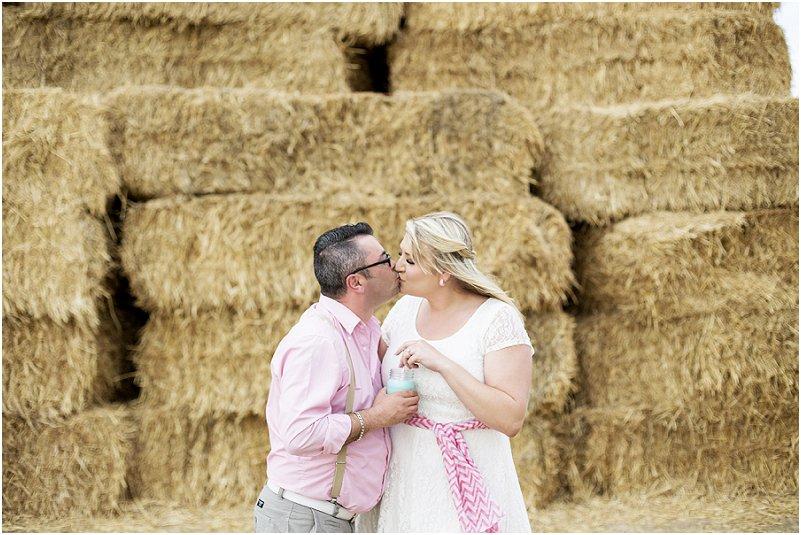 Engagement Photo Ideas: Farm Engagement Shoot