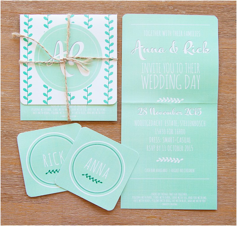 Wedding Stationery Cape Town_0003