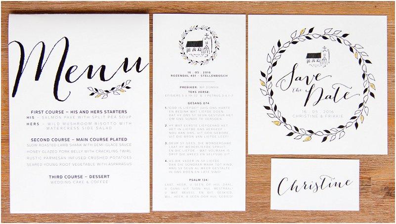 Wedding Stationery Designer Cape Town_0001