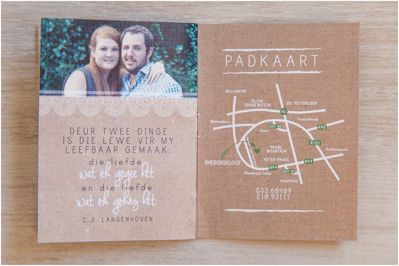Wedding Stationery in Afrikaans_0003