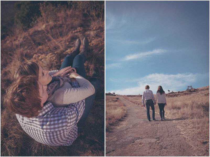 outdoor engagement photo ideas