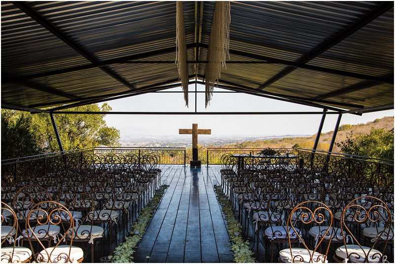 open wedding chapel