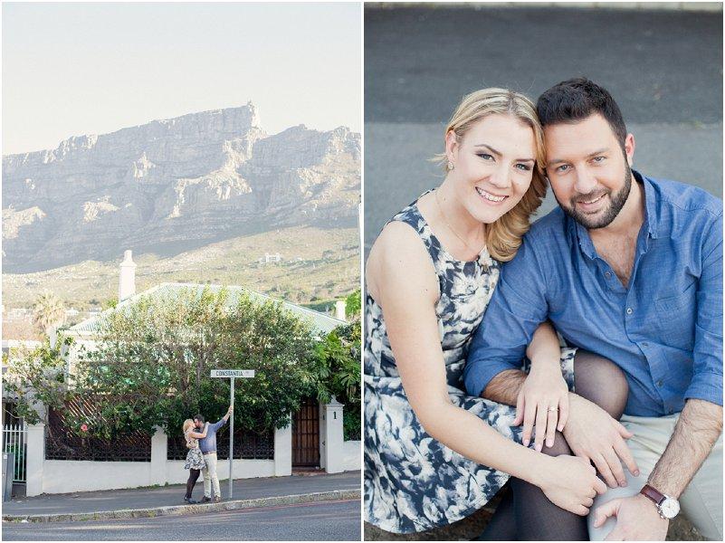 Cape Town engagement photo shoot