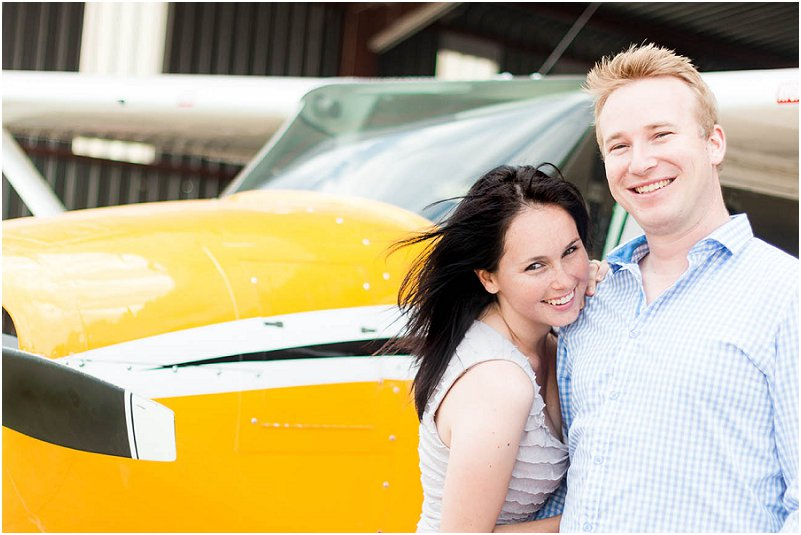 airport engagement shoot9