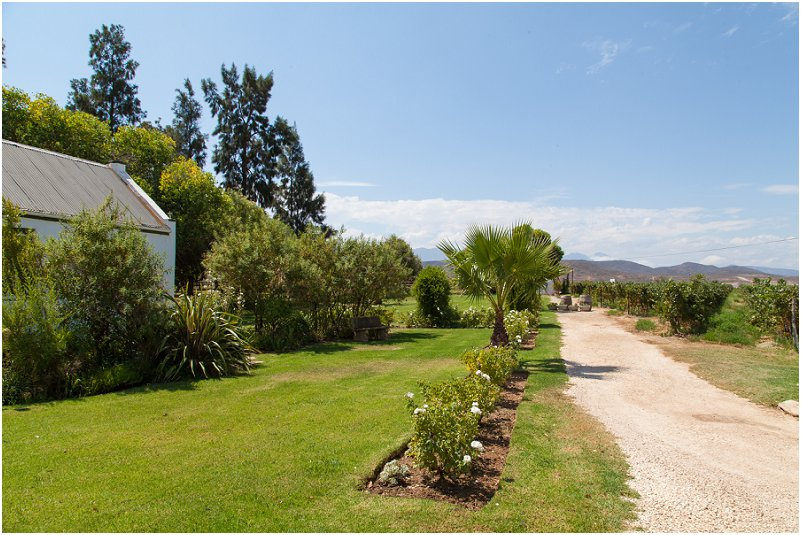 bon cap guestfarm and wedding venue robertson