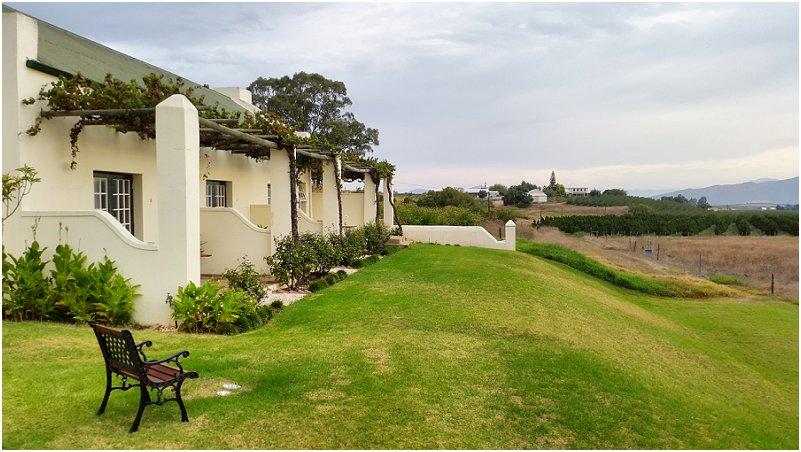rosendal winery & wellness retreat