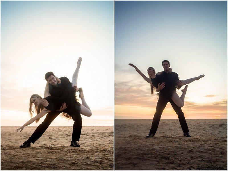 Yolande Oosthuysen en Richard Holloway