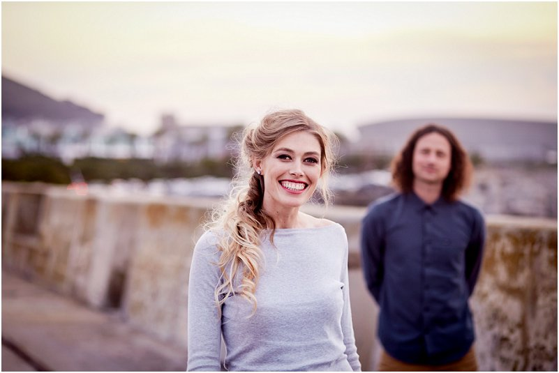 V&A Waterfront engagement shoot
