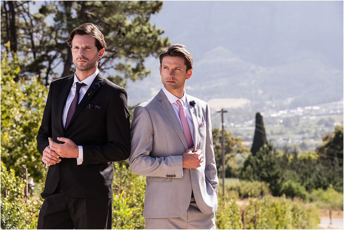 wedding suits south africa