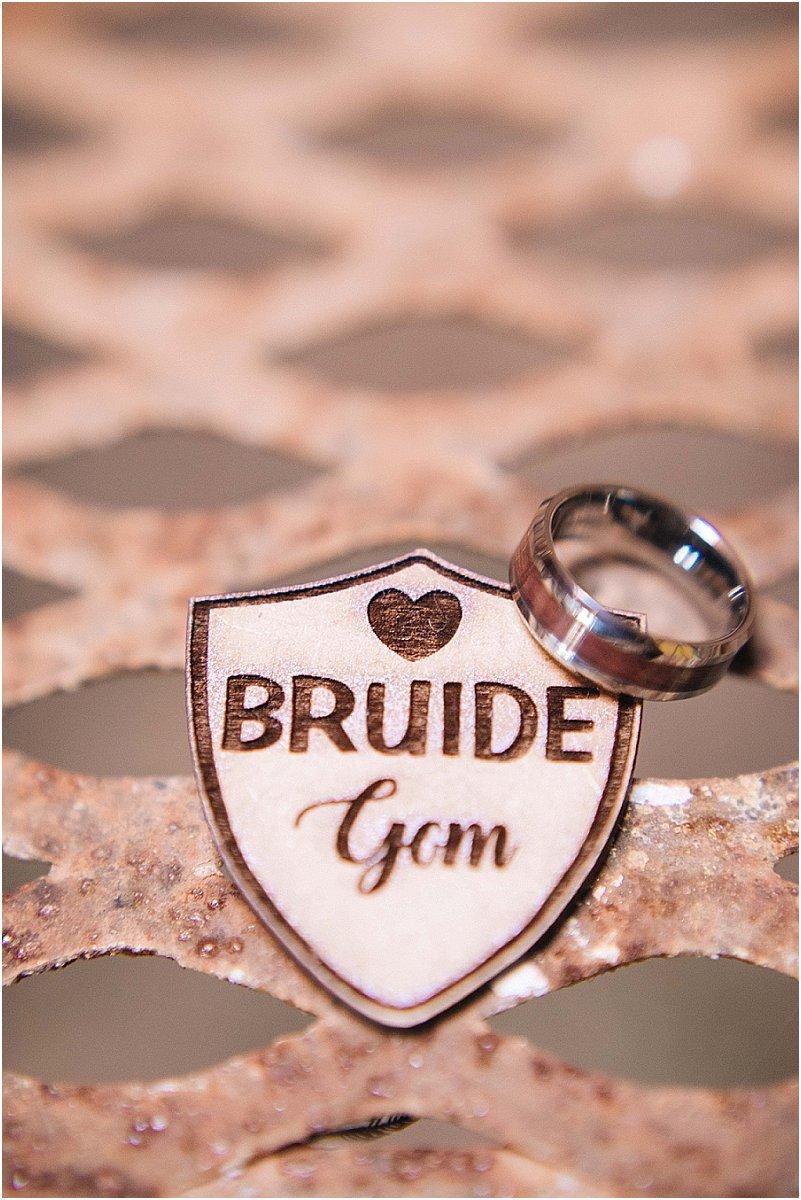 bruidegom ring