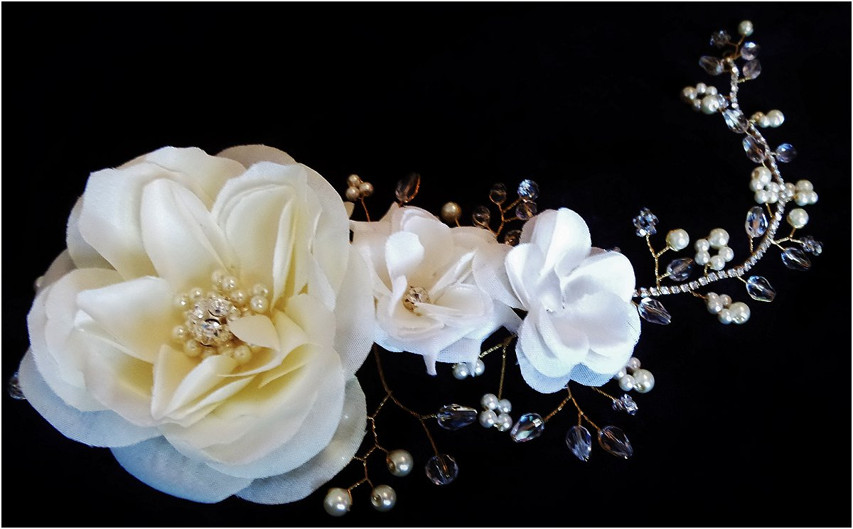 Handcrafted  Wedding Headpieces, Jewellery & Accessories