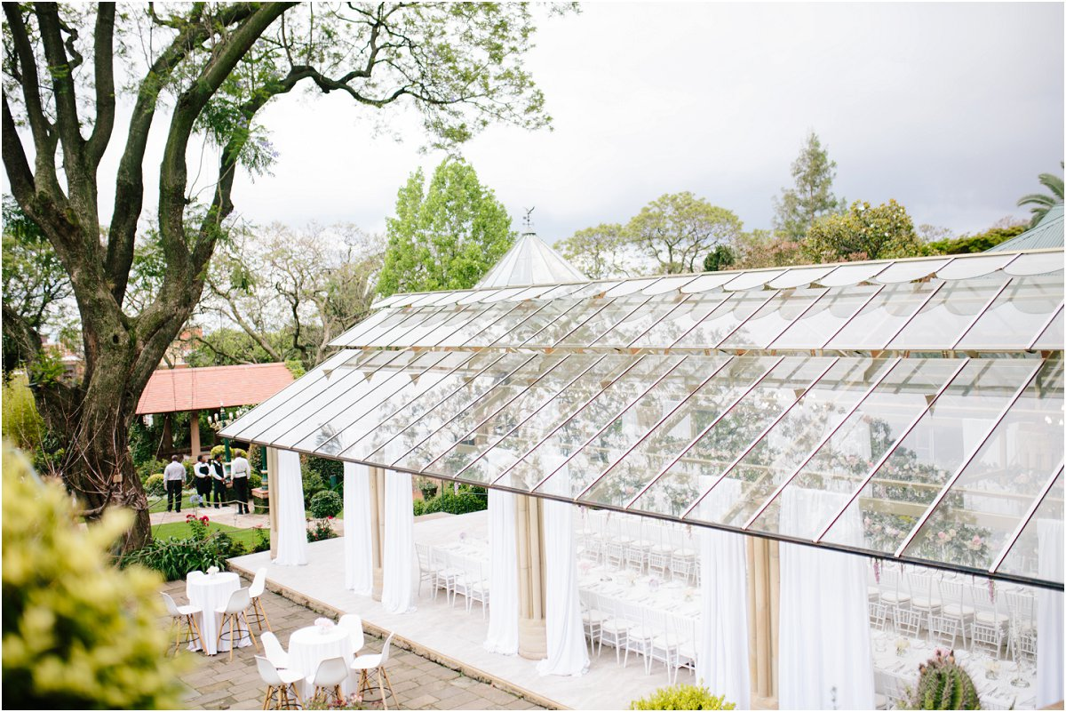 glass marquee wedding venues gauteng