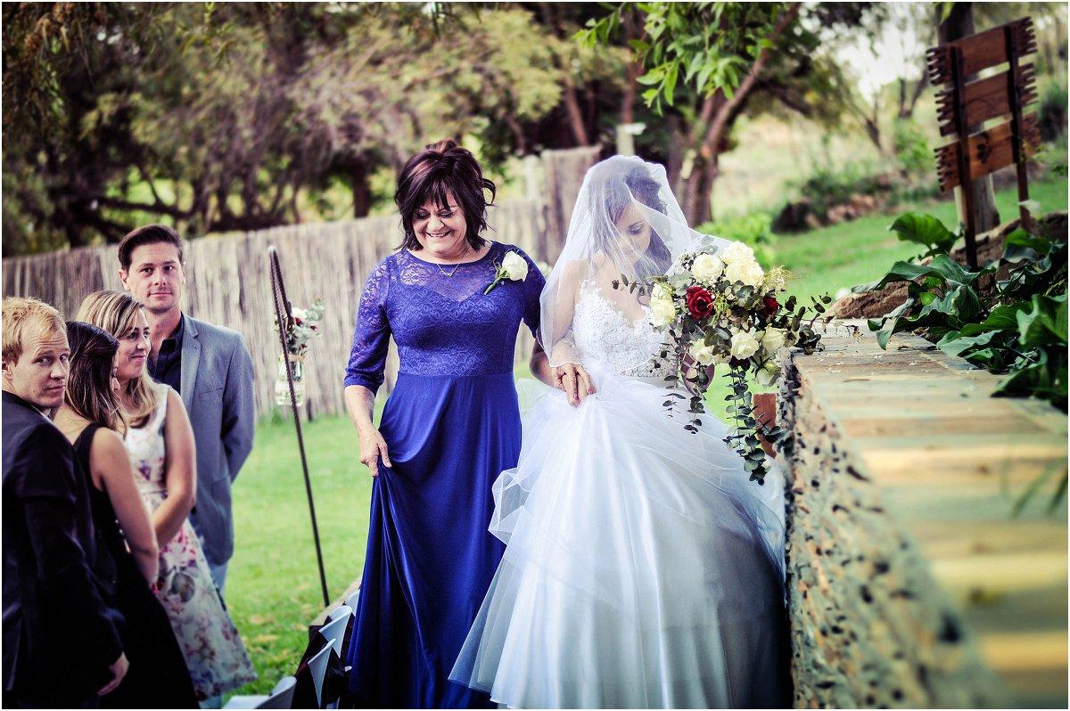 Ma van die bruid
