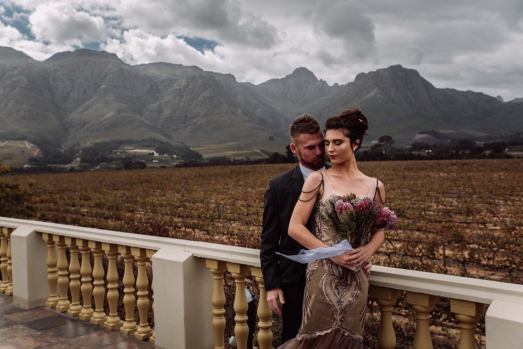 Stellenrust Wine Estate Wedding styledshoot