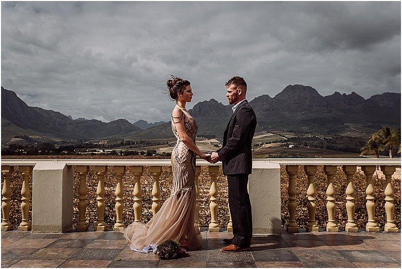 Stellenrust Wine Estate Wedding styledshoot