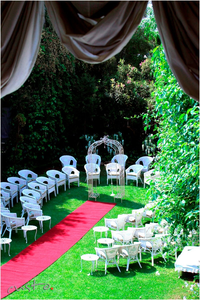 Pretoria trou venue
