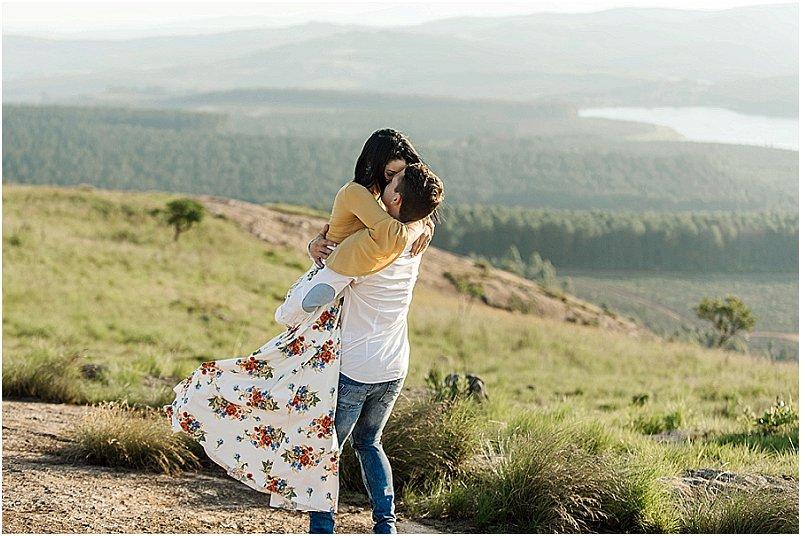 skilderagtige plek Mpumalanga