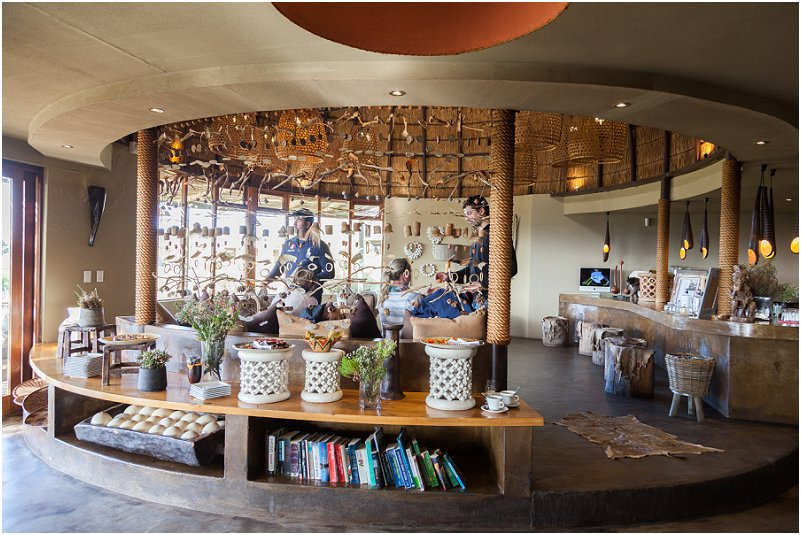 gondwana game reserve bar area