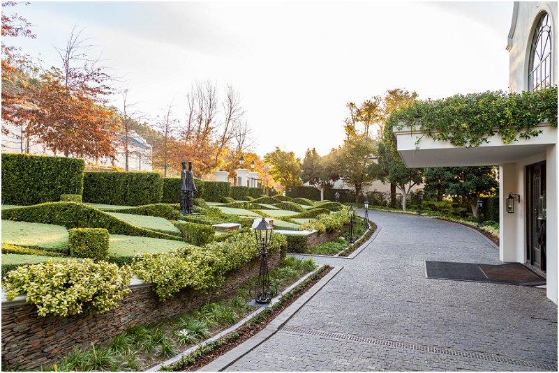 Beautiful garden vorsprung studio photography