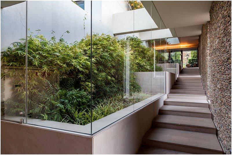 plants, windows, courtyard, stairs, leeu collection, vorsprung studio photography