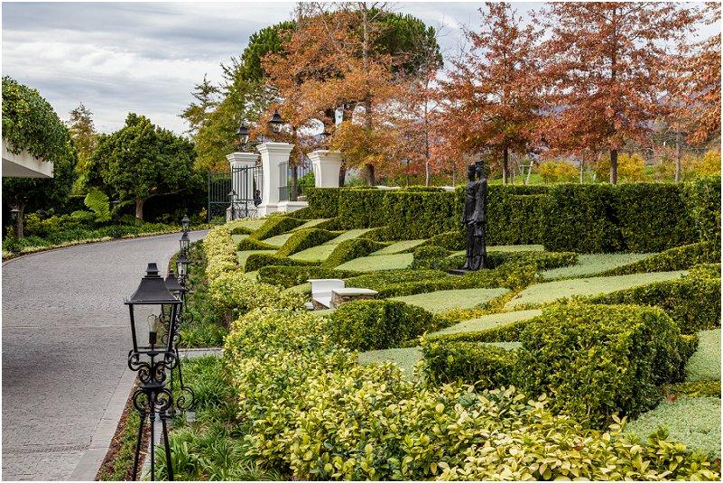 formal garden, leeu collection, vorsprung studio photography
