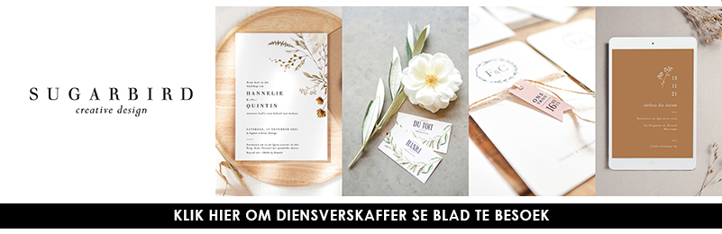South Africa Wedding Stationery