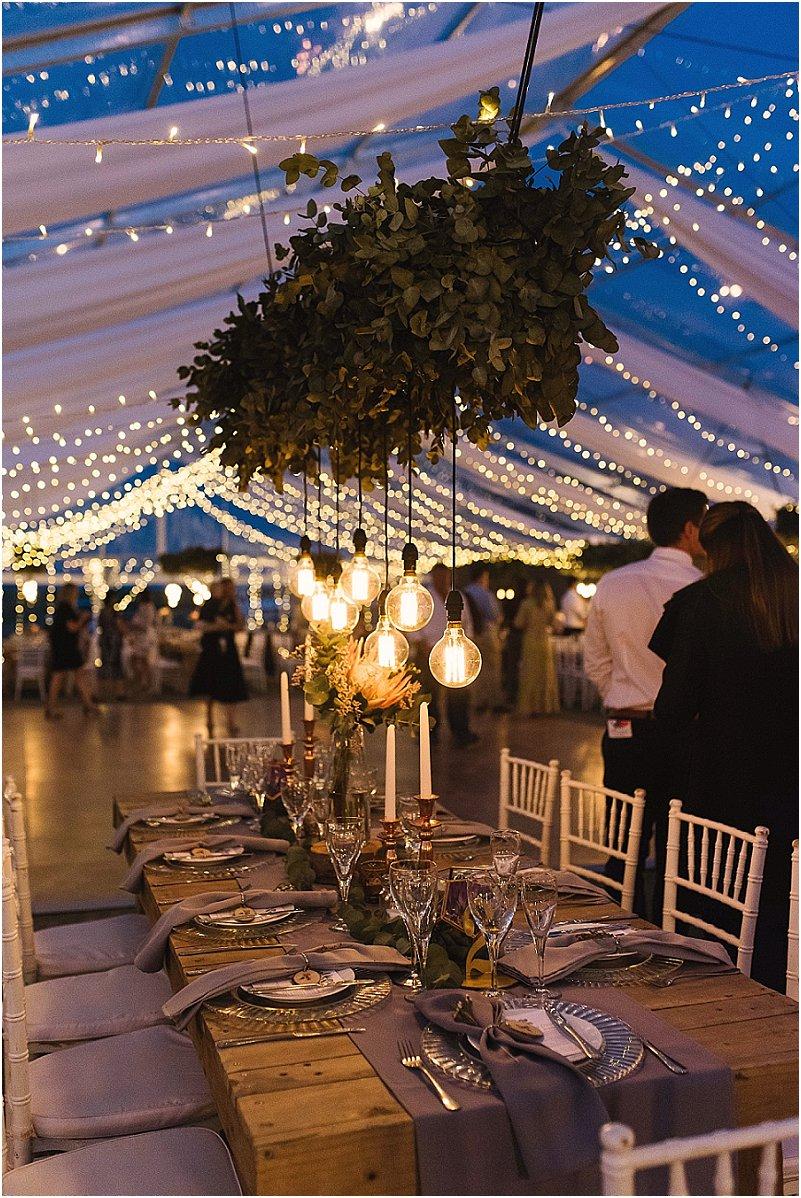 glass wedding venue