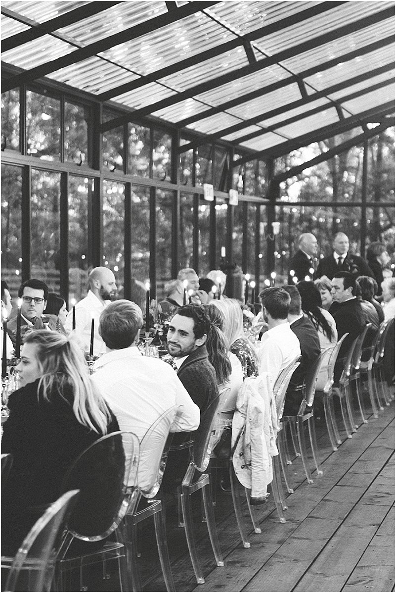 wedding party Die Woud