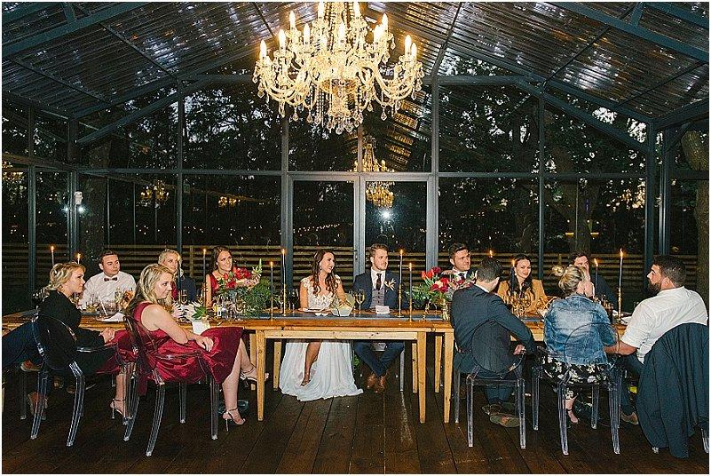 wedding party Dei Woud