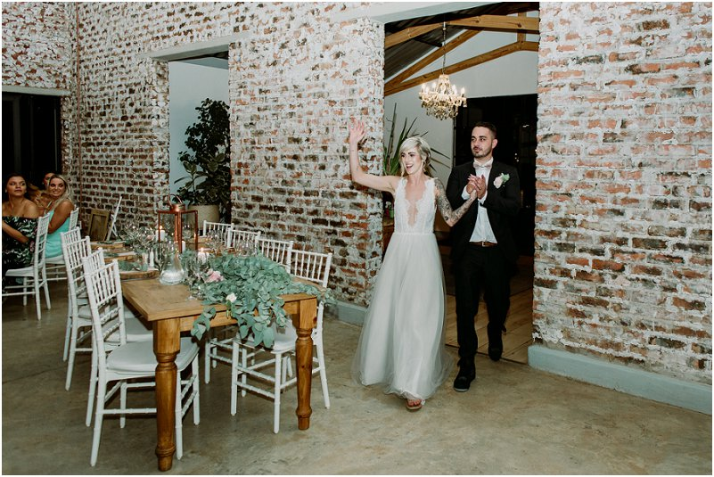 Lace & Timber wedding
