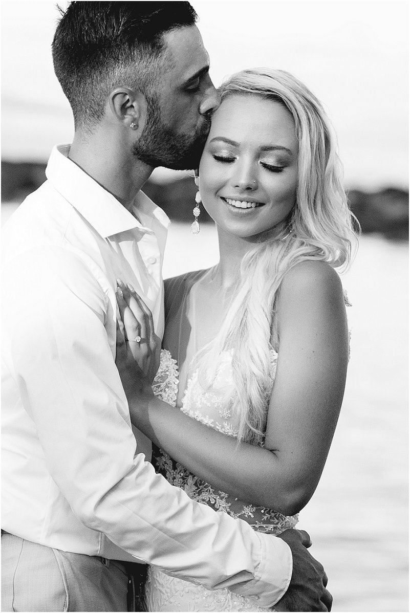 Jose & Candace's destination beach wedding