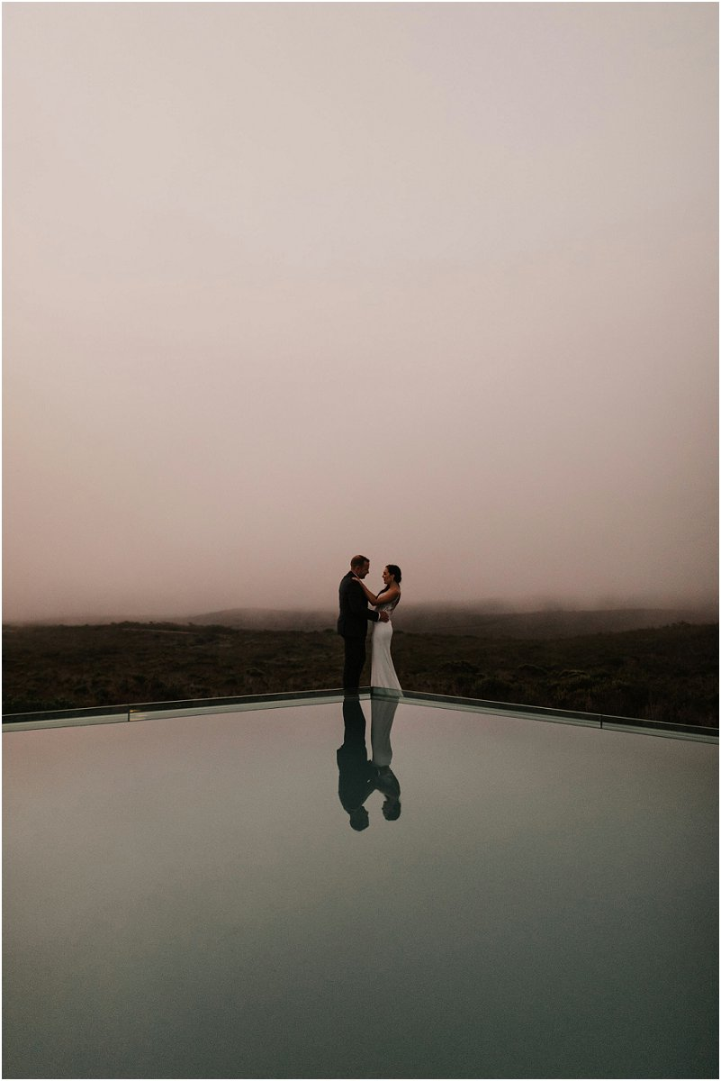 wedding at Grootbos Private Nature Reserve