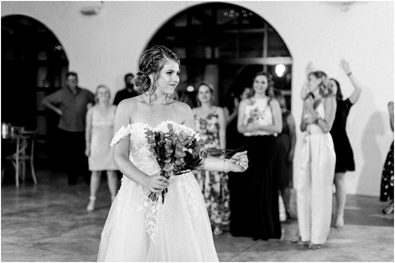 wedding at bordeaux game farm