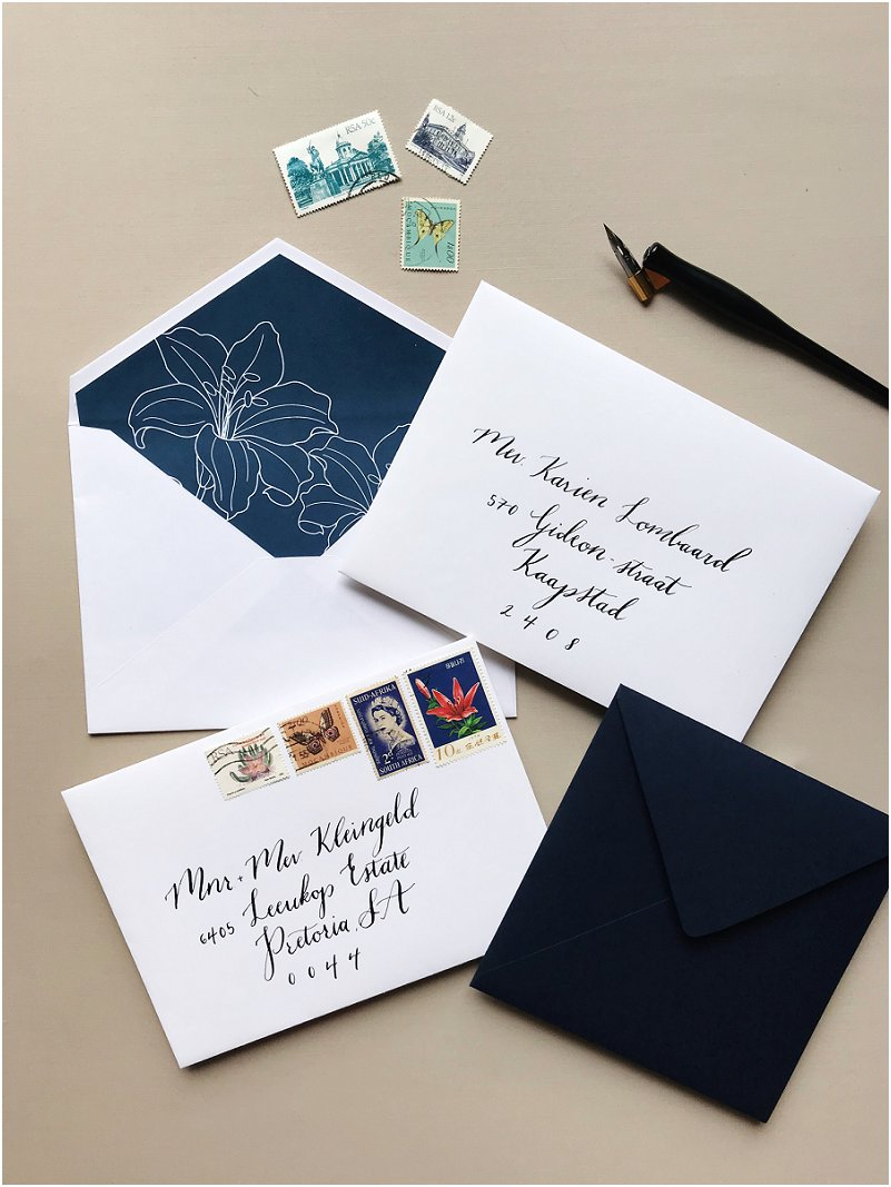 Rabbitstrail: Wedding Stationery | Wedding Invitations | South Africa