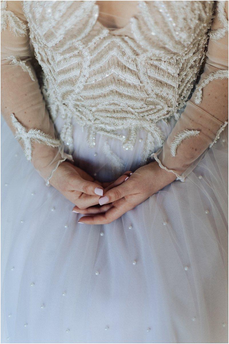 Ricci Janse van Rensburg wedding dresses