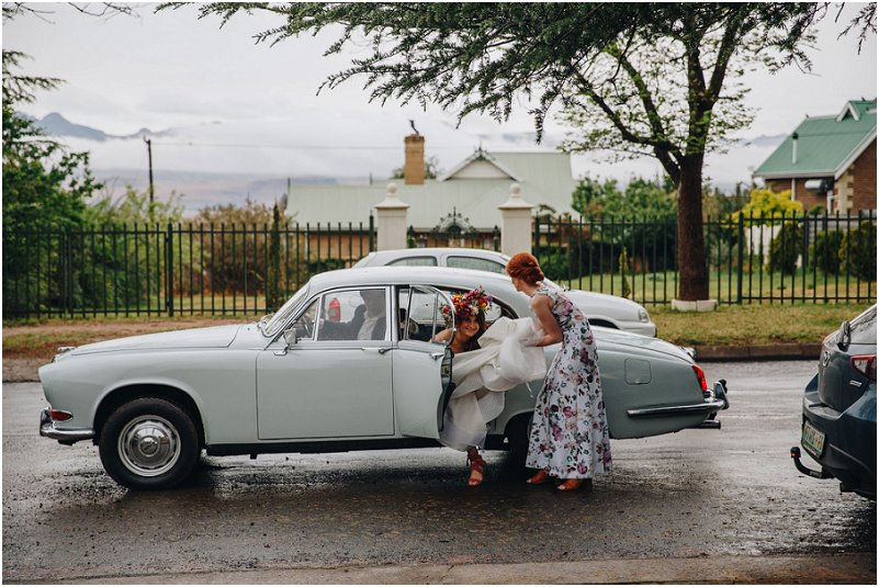 Mexican style wedding