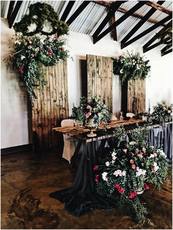 Anrule Plant and Decor Hire - Wedding Planning Service