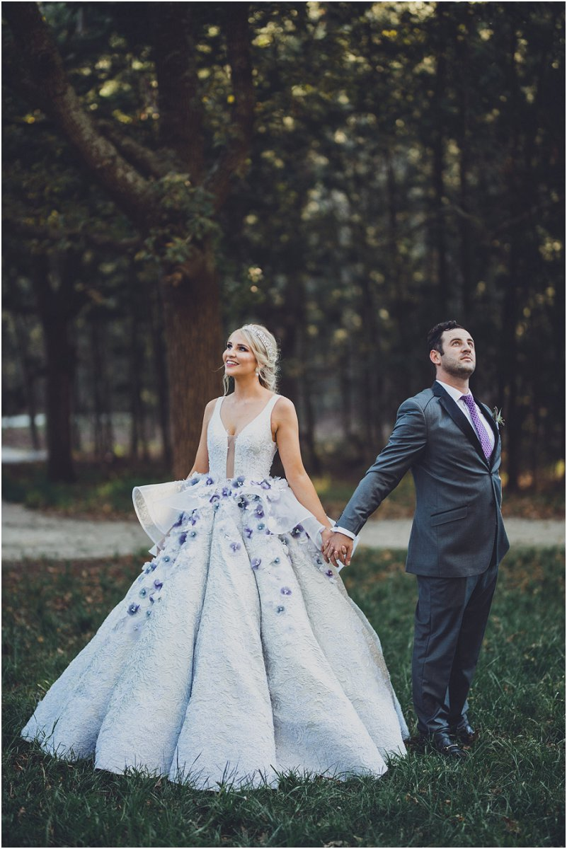 fairy-tale wedding