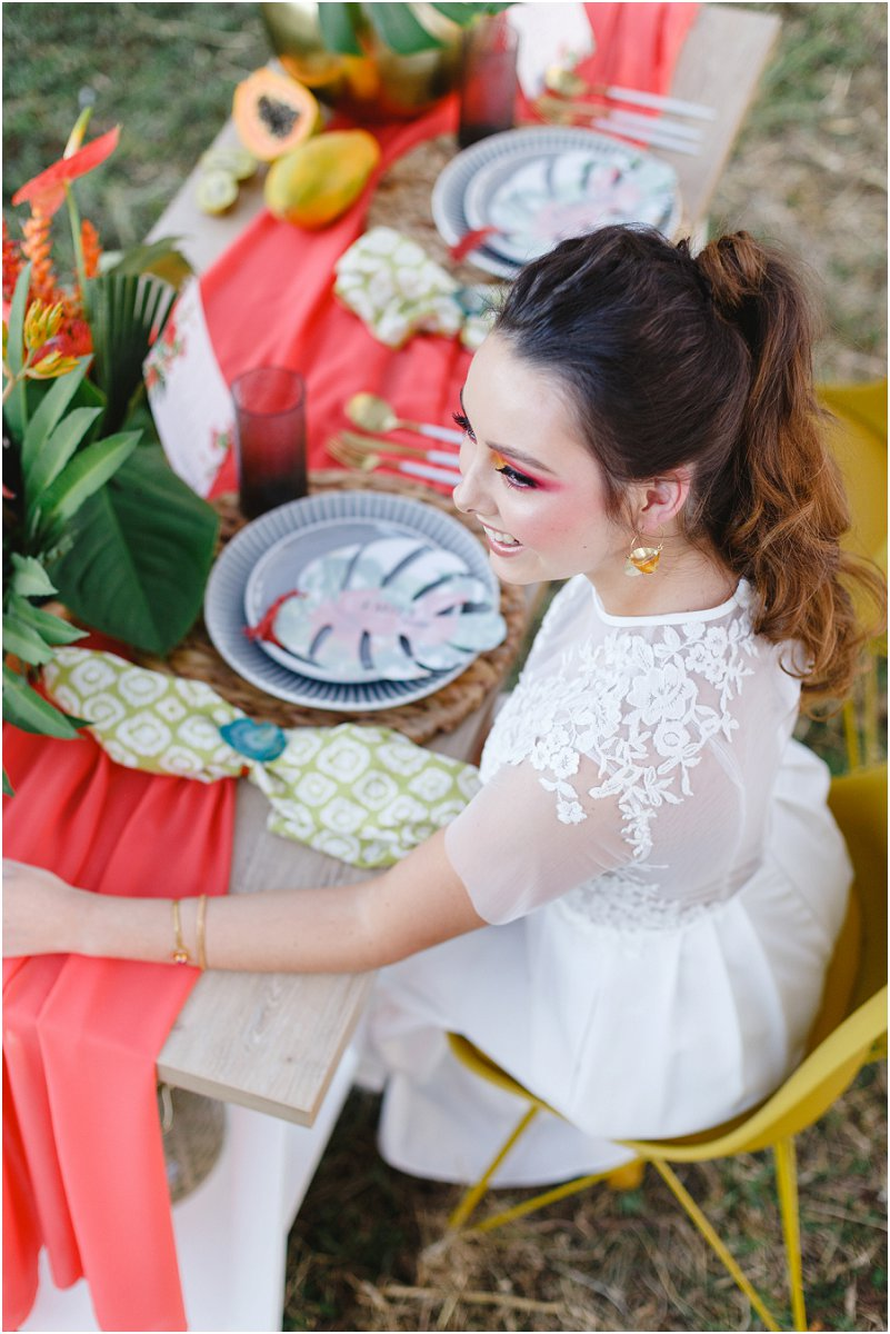 Cuban Colors & Culture Wedding Inspiration