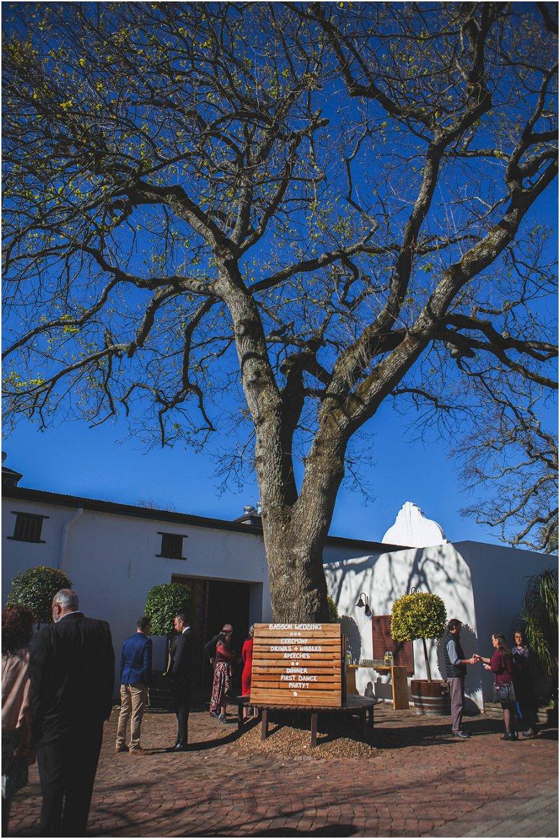 Nooitgedacht Wine Estate weddings
