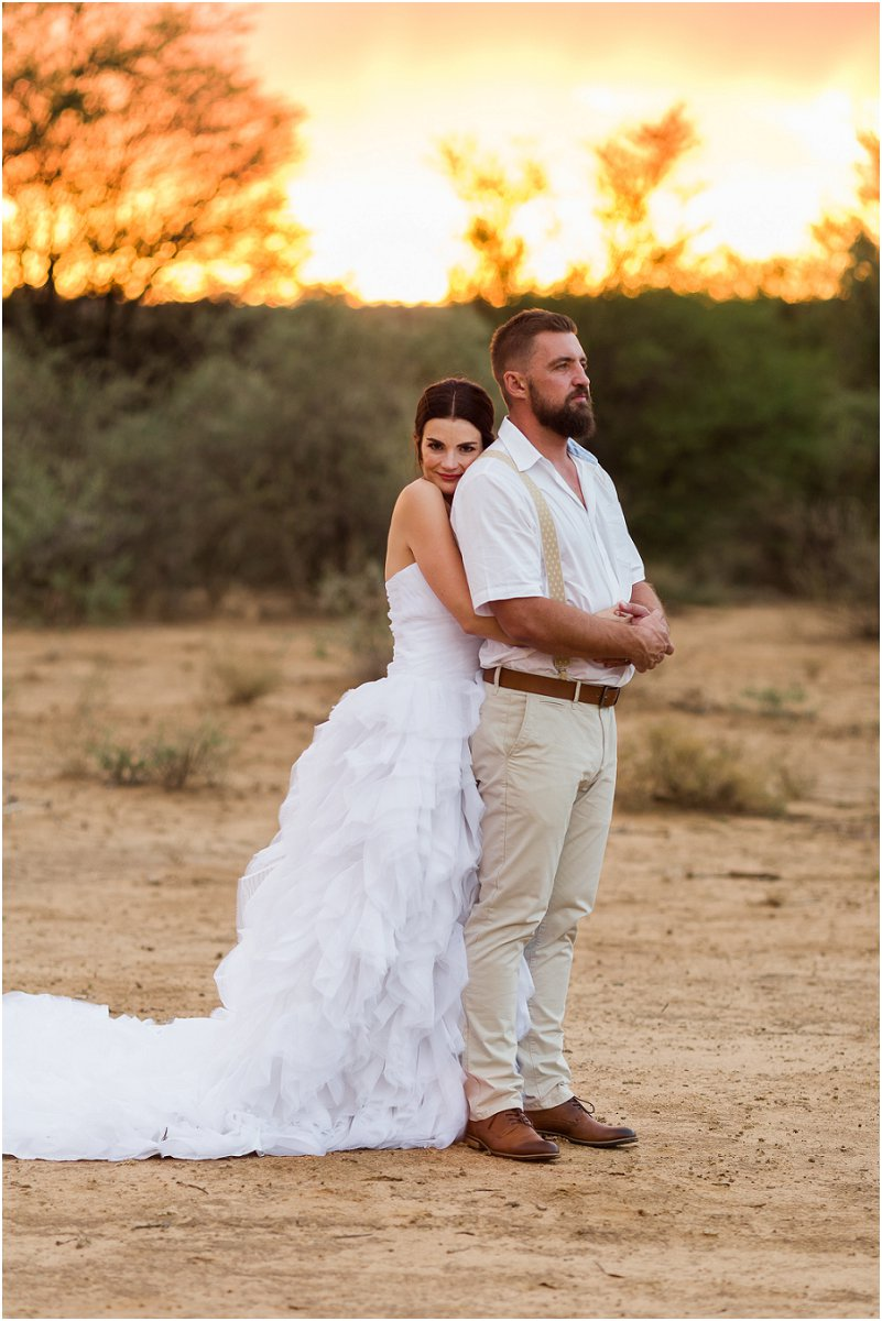 Real Wedding in Namibia width=