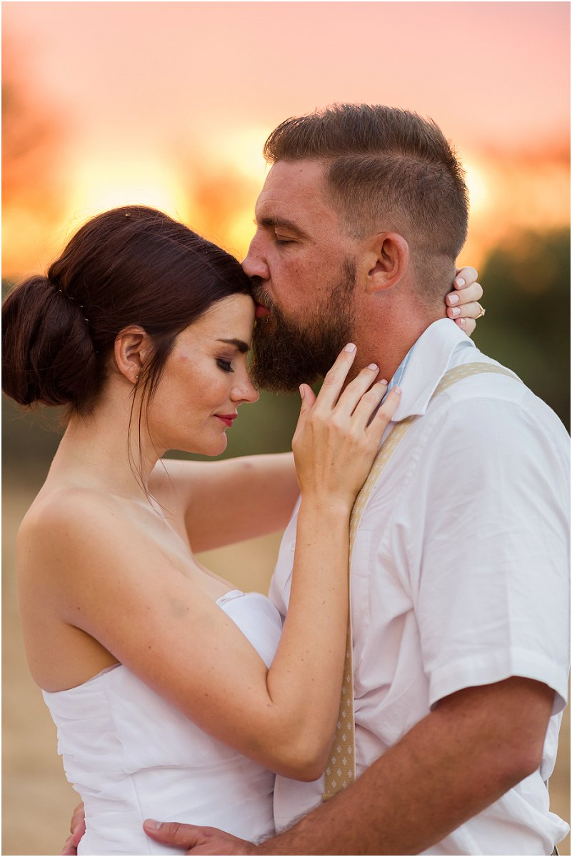 Real Wedding in Namibia