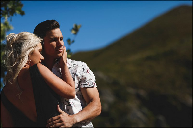 Vrede en Lust engagement shoot