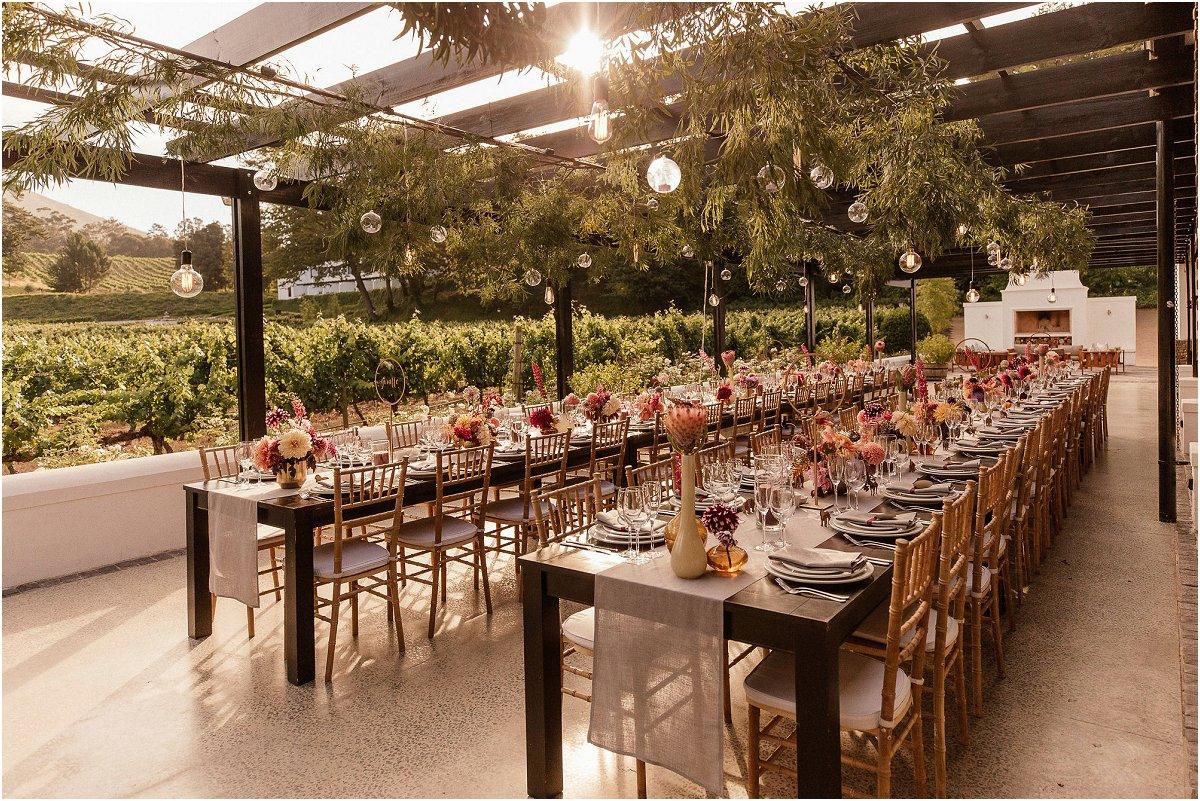 Wedding and Events in Cape Town