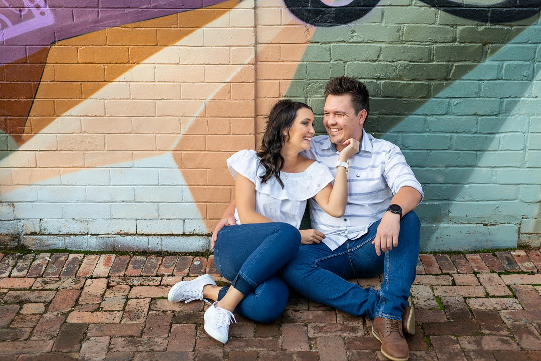 engagement photoshoot