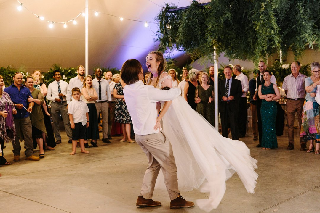 bushveld wedding