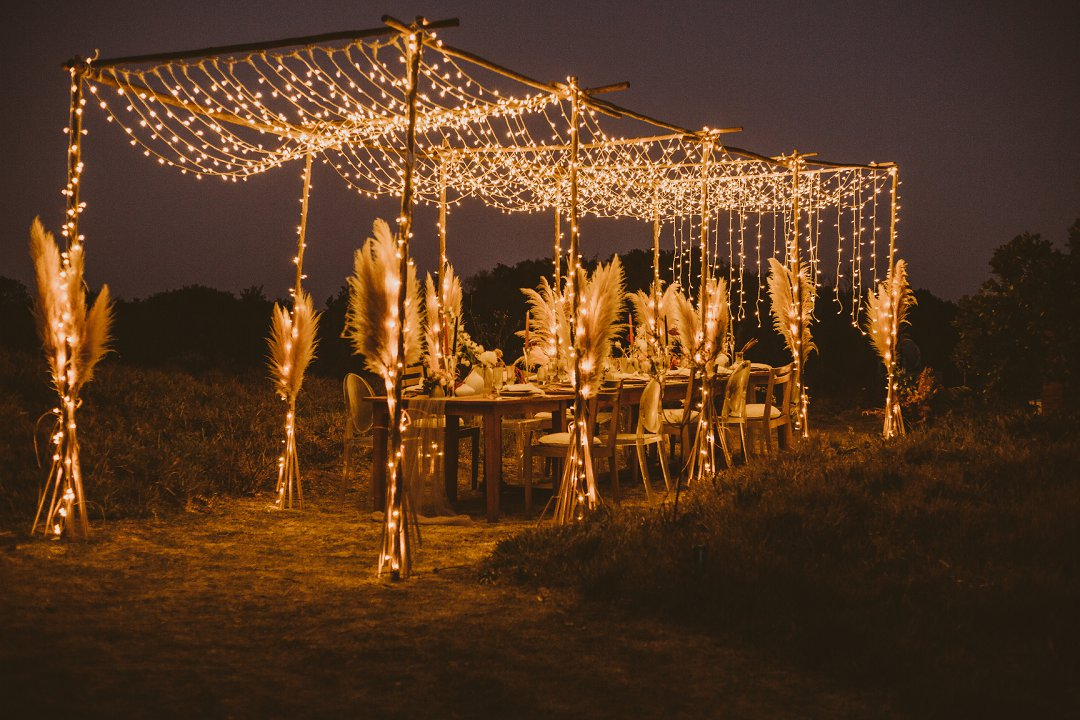 Intimate wedding inspiration at Mosaic Lagoon Lodge