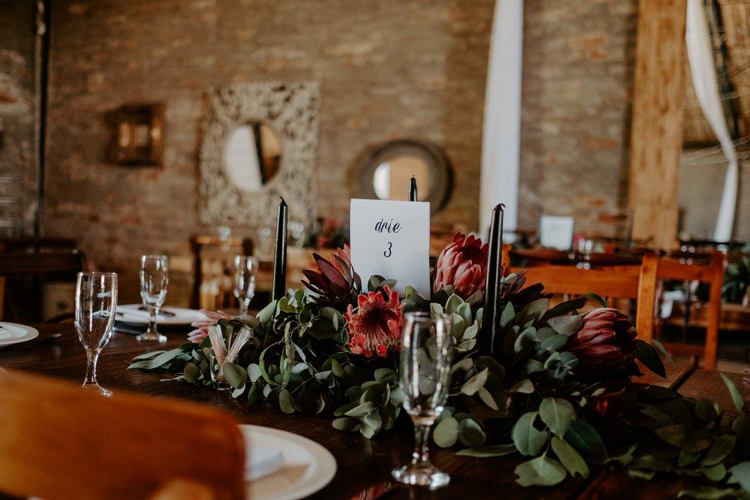 rustic farmstyle wedding
